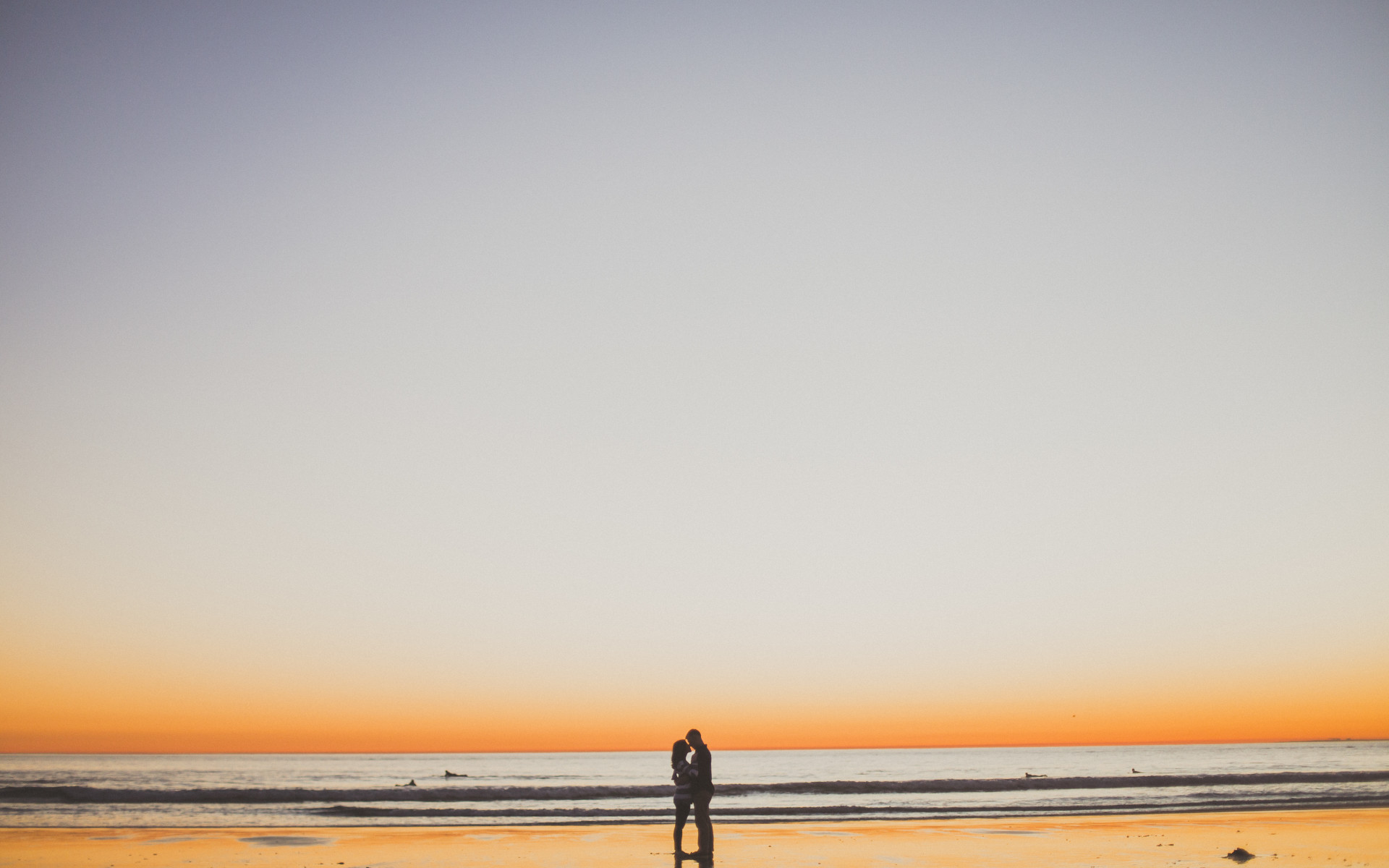 Engagement Session At Oceanside Beach