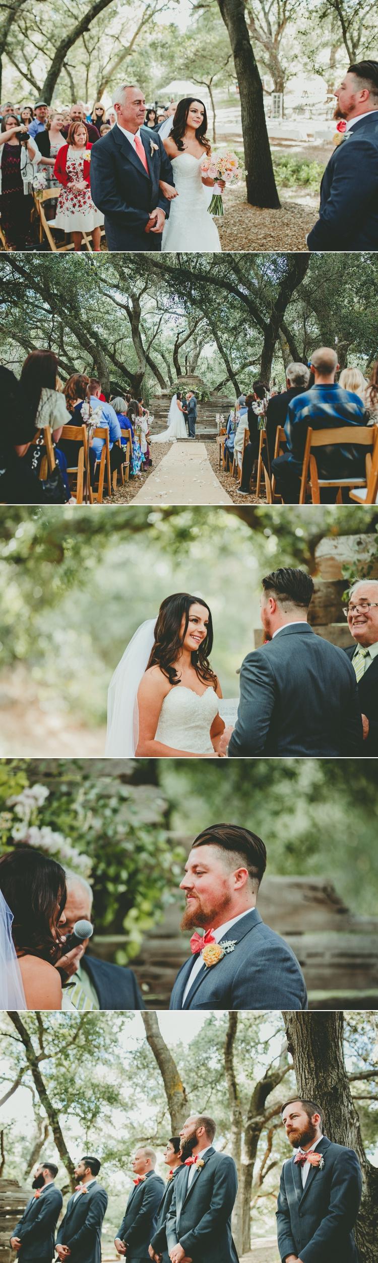 Hidden Oaks Ramona Wedding Photos