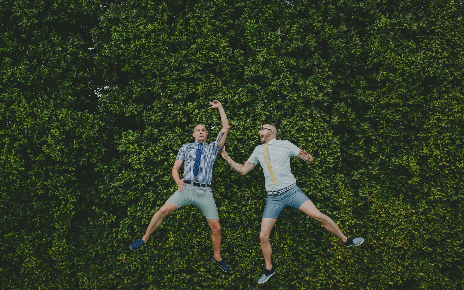 Palm Springs Same Sex Wedding Photographer