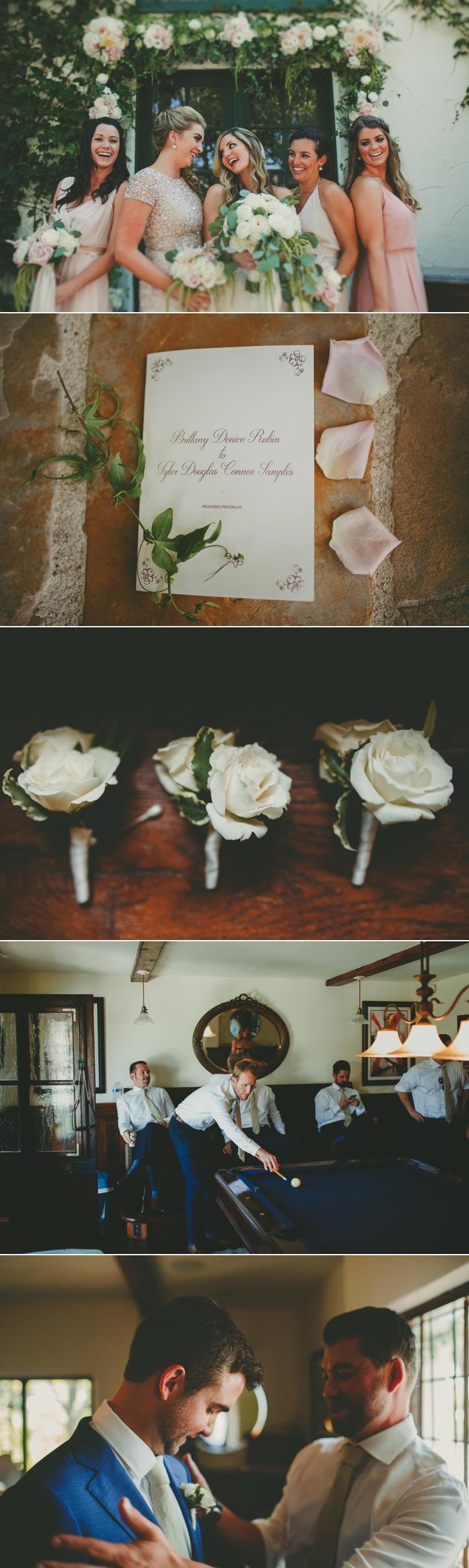 Villa San Juan Capistrano Wedding Photos