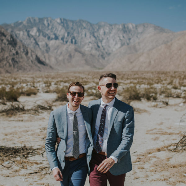 Court House Wedding Palm Springs