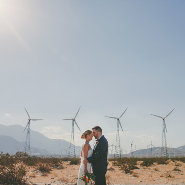 Movie Colony Wedding Photos