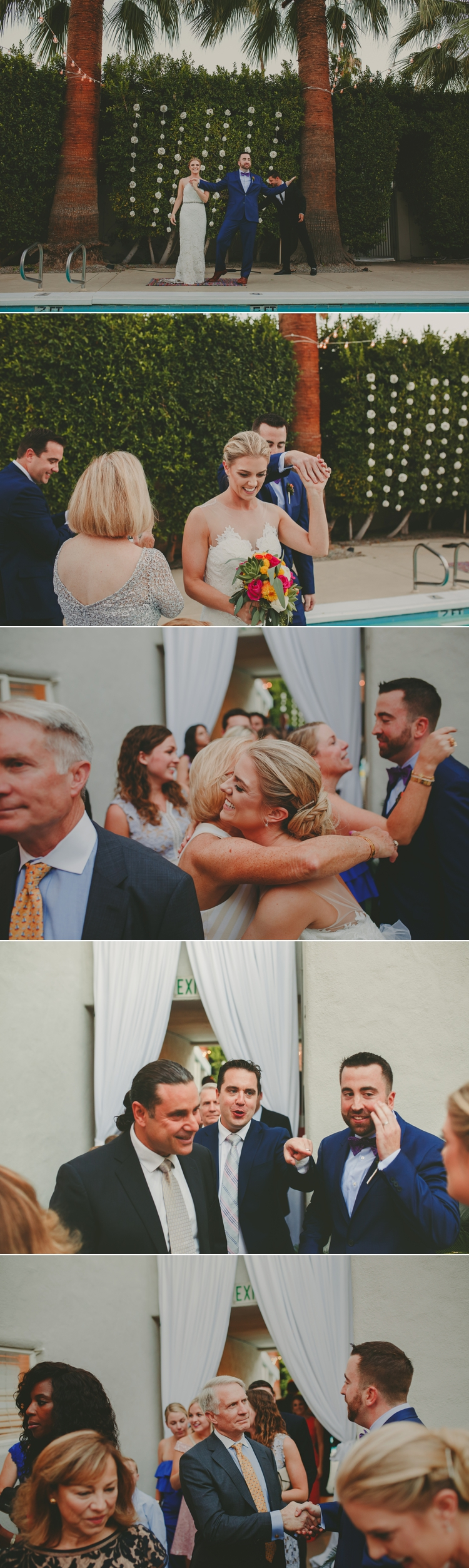 Movie Colony Palm Springs Wedding