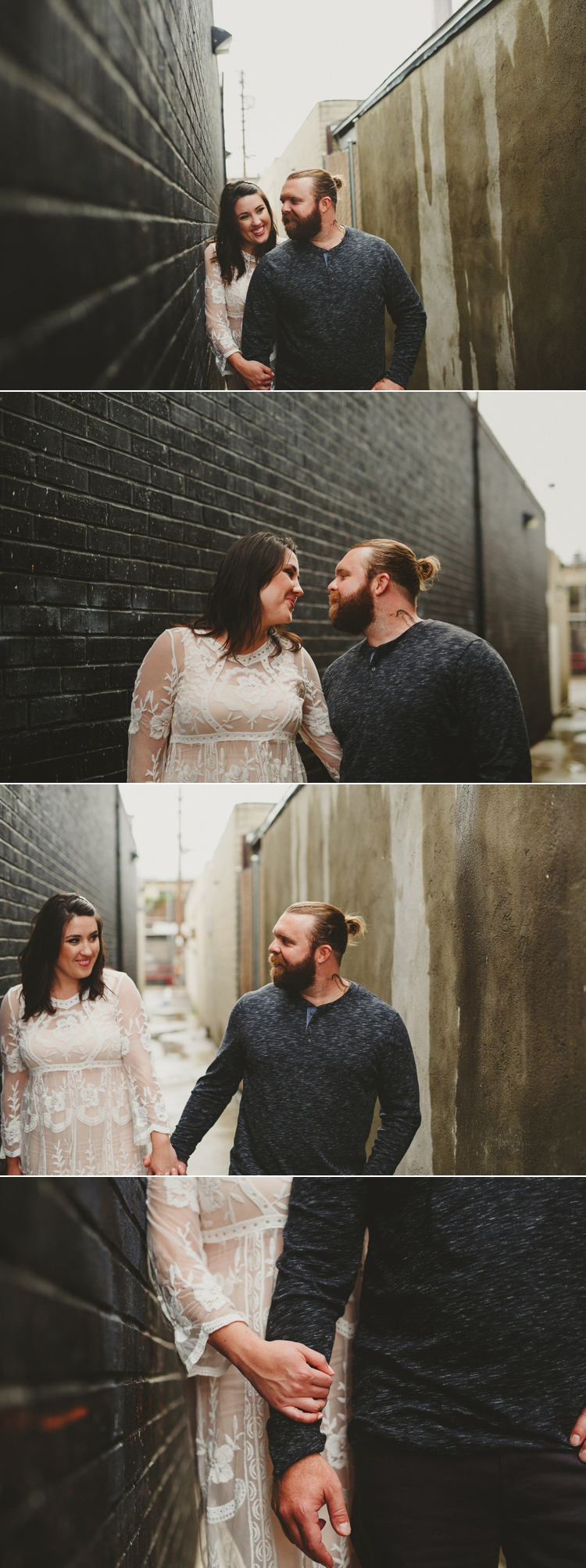 Engagement Photos At Brewery San Diego