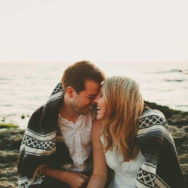 Victoria Beach Laguna Beach Engagement Photos