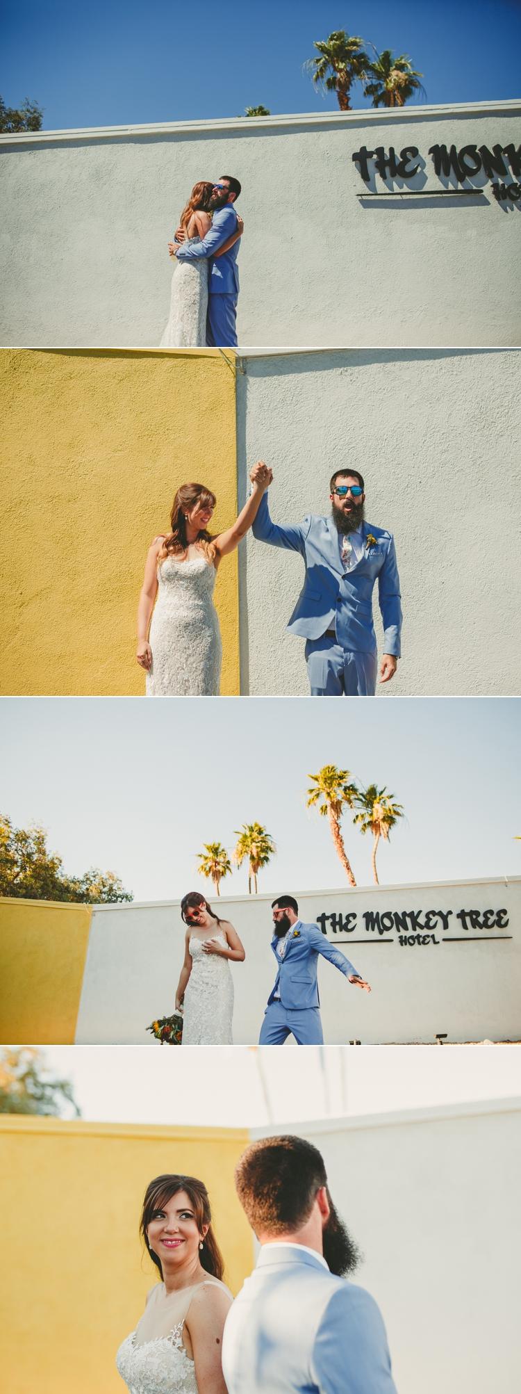 Monkey Tree Hotel Wedding