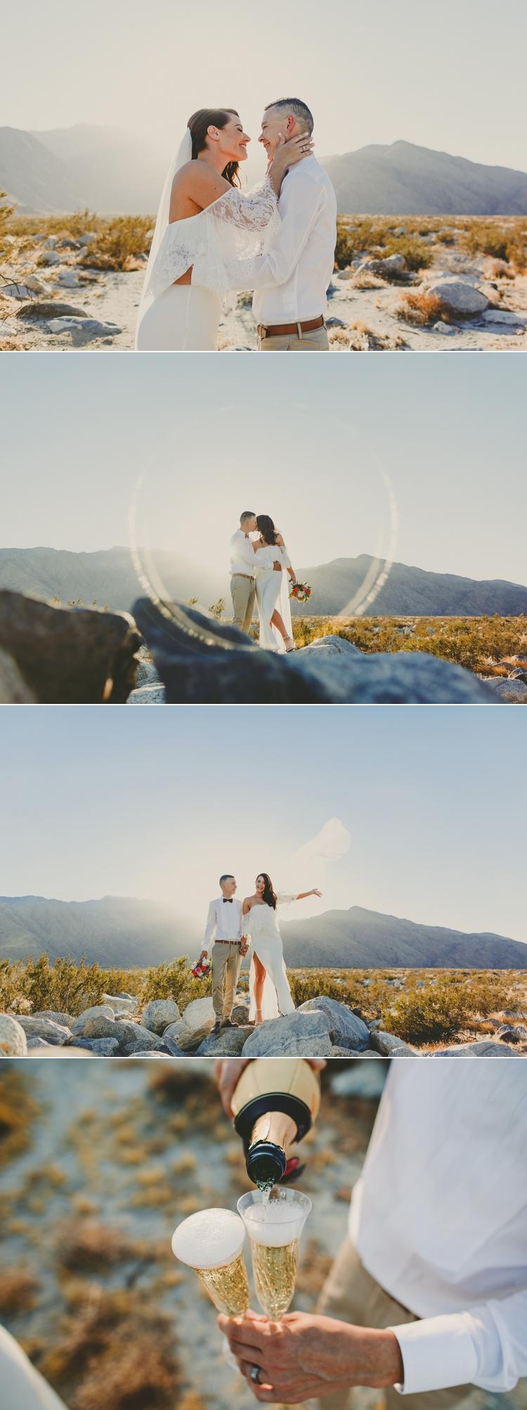 Palm Springs Destination Wedding
