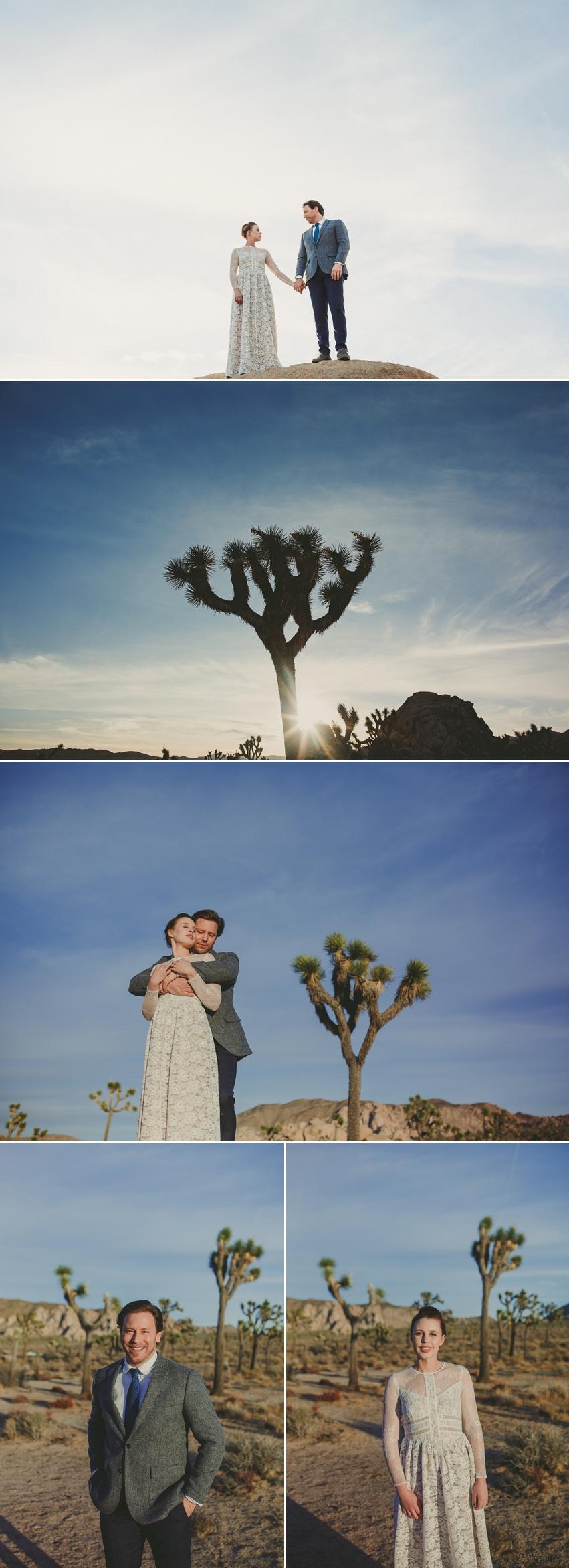 Joshua Tree Elopements