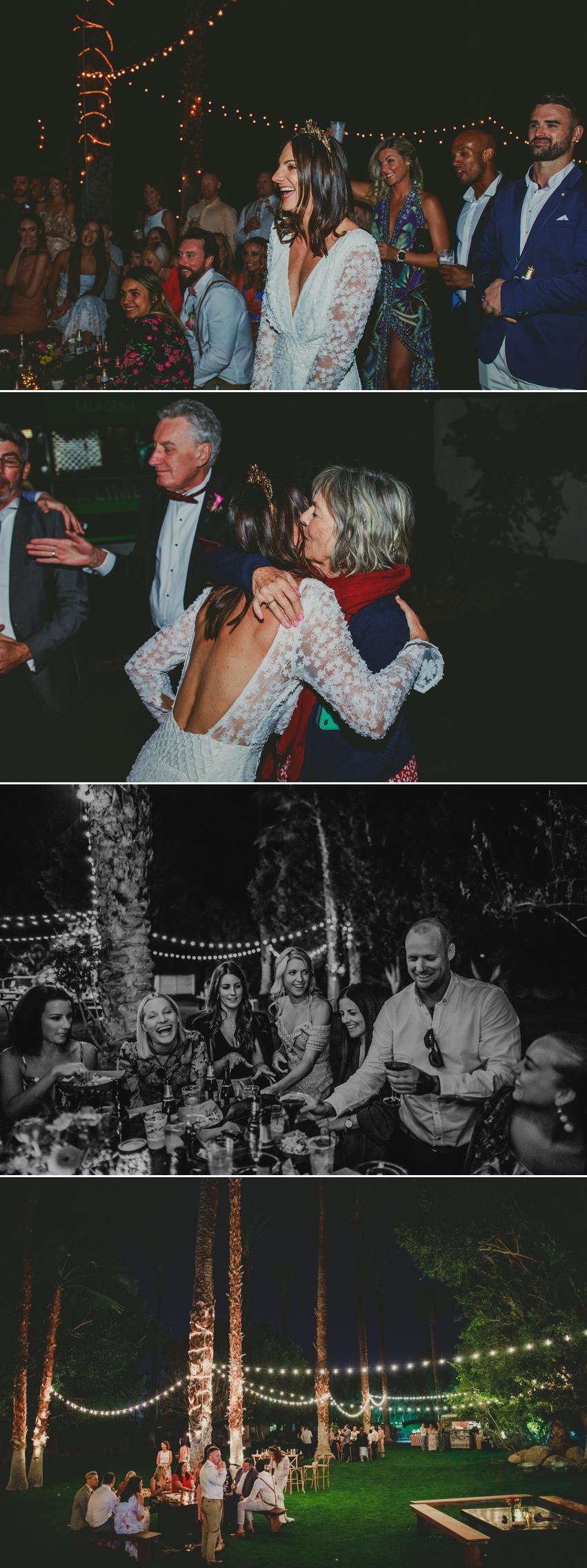 Cree Estate Wedding Reception