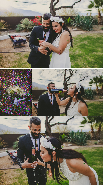 Jack LaLanne House Wedding
